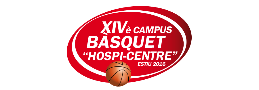 logo 14e campus basquet, estiu 2016