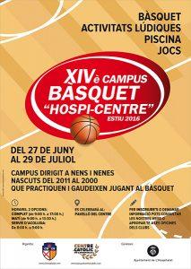 poster 14e campus de basquet