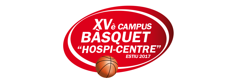 logo 15e campus basquet, estiu 2017