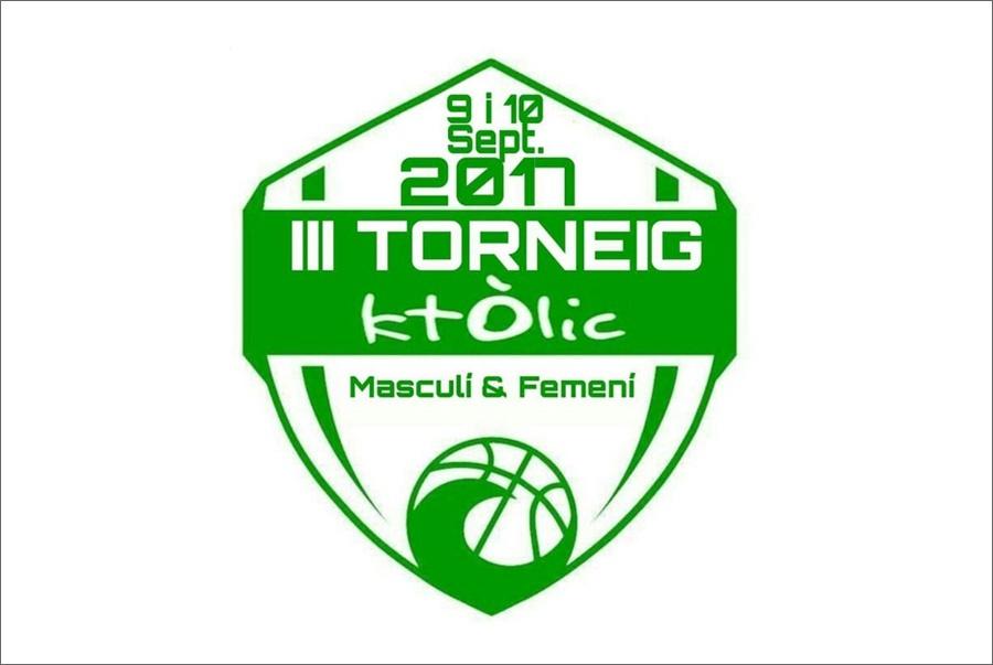 Comença el 3er torneig del Basquet Centre Catolic