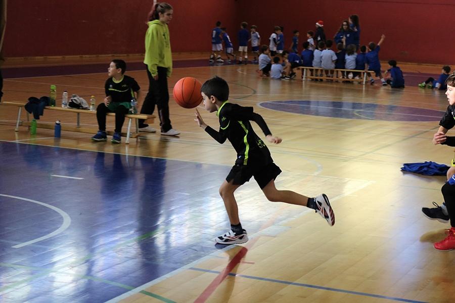 2a trobada d'escoles de bàsquet de L'Hospitalet 2018-2019