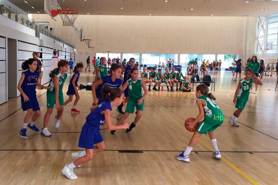 5e torneig basquet Centre Catolic