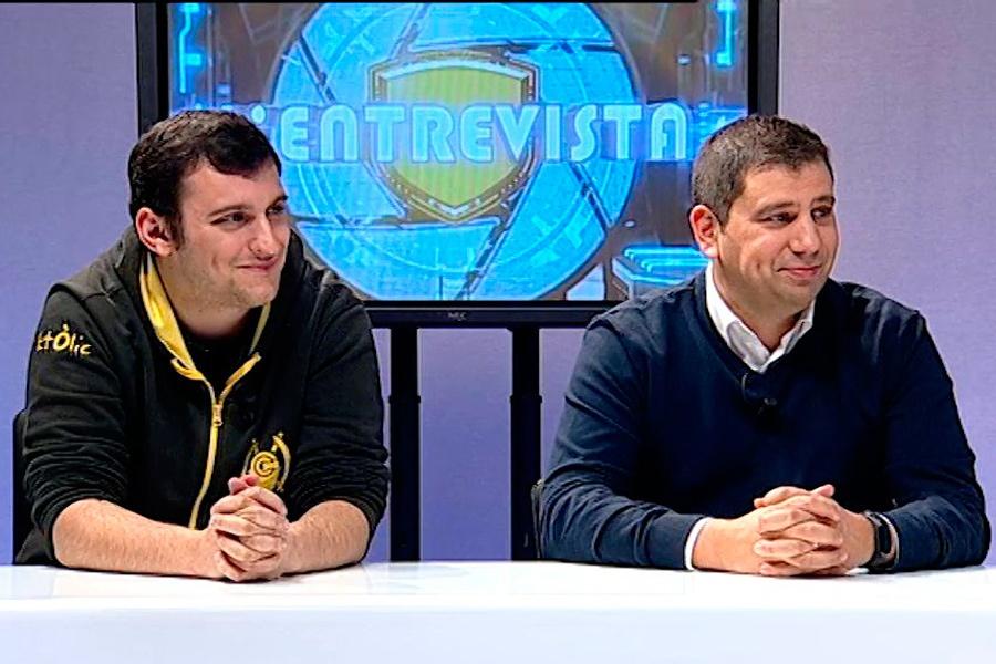 L'H en Joc entrevista a Raúl Rubio i Sergi Garcia